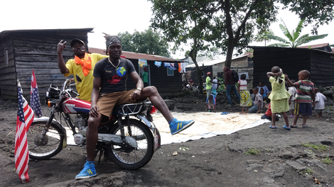 Goma, DRC ©Maarten Hendriks