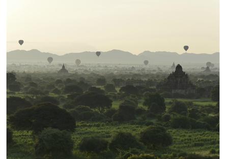 Bagan, Myanmar ©Justinas Stankus