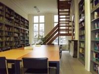 Bibliotheek Vakgroep Studie van de Derde Wereld