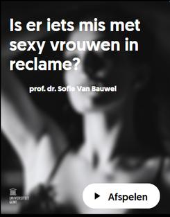 Podcast Sofie Van Bauwel