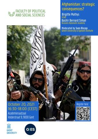 Poster Debat Afghanistan 2021