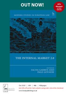 Publication New Internal Market 2.0