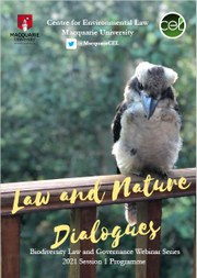 Law and Nature Dialogues (vergrote weergave)