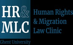 Logo Human Rights & Migration Law Clinic