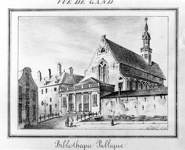 Baudeloobibliotheek