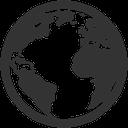 Logo IPR globe
