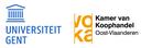 logos UGent en Voka Oost-Vlaanderen