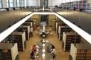 werken in de bibliotheek