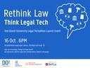 Rethink Law - Think Legal Tech
