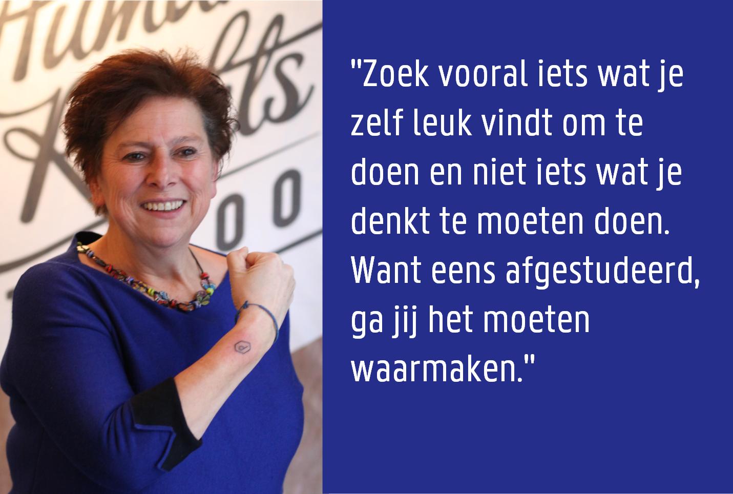 Ankie Vandekerckhove - Projectmedewerker bij Vernieuwing in de Basisvoorzieningen voor Jonge Kinderen (VBJK)