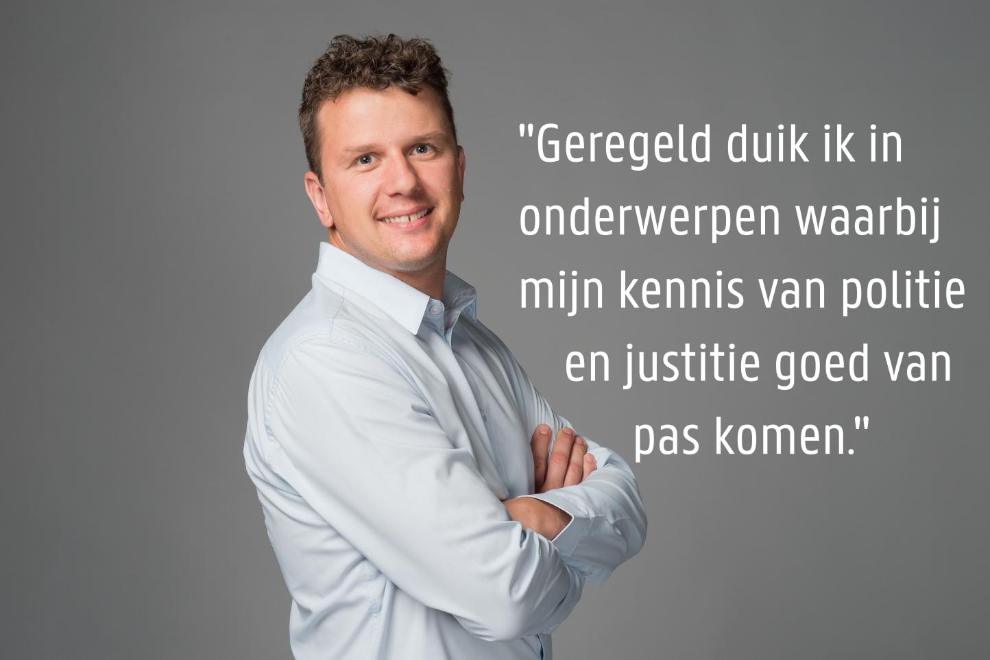 Bart Aerts - Journalist VRT, Knack en Juristenkrant