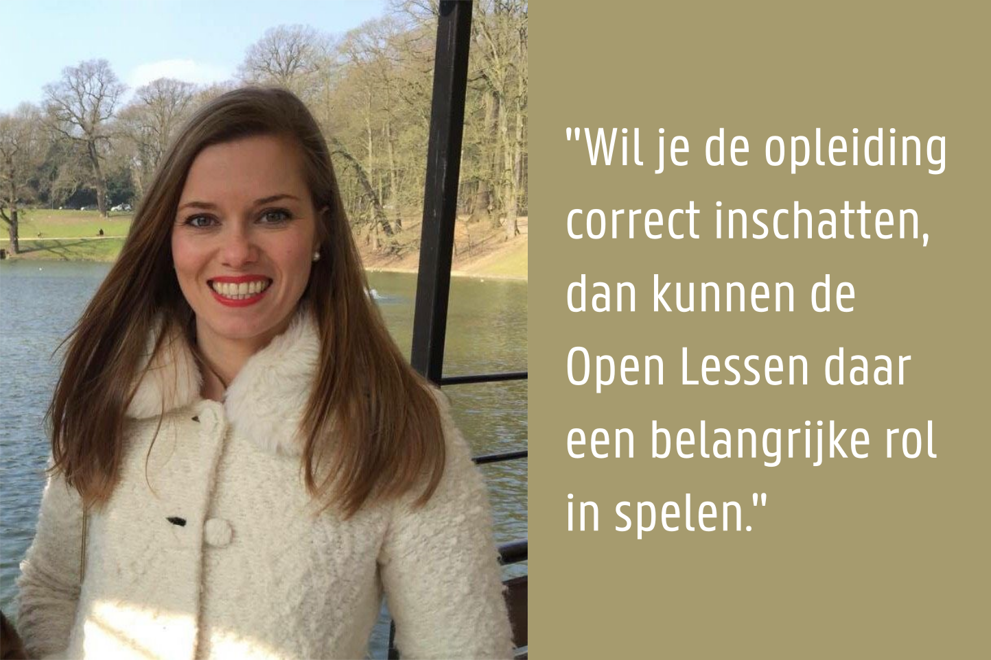 Delphine Vanhecke - Legal Counsel Techtransfer bij UGent