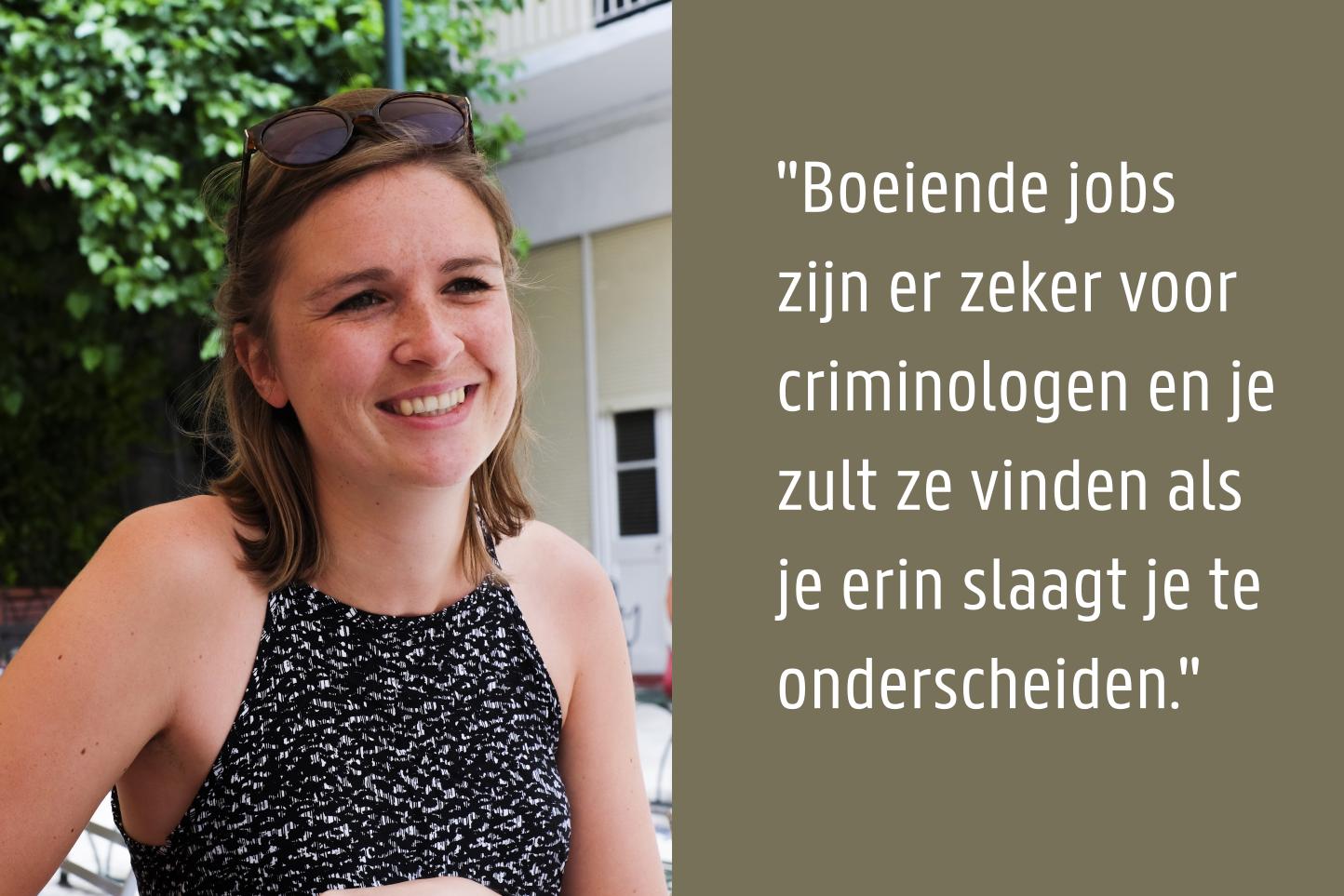Eline D'Huyvetter - Programmaleider Ondermijning - Maaatschappelijke Veiligheid - Stad Antwerpen