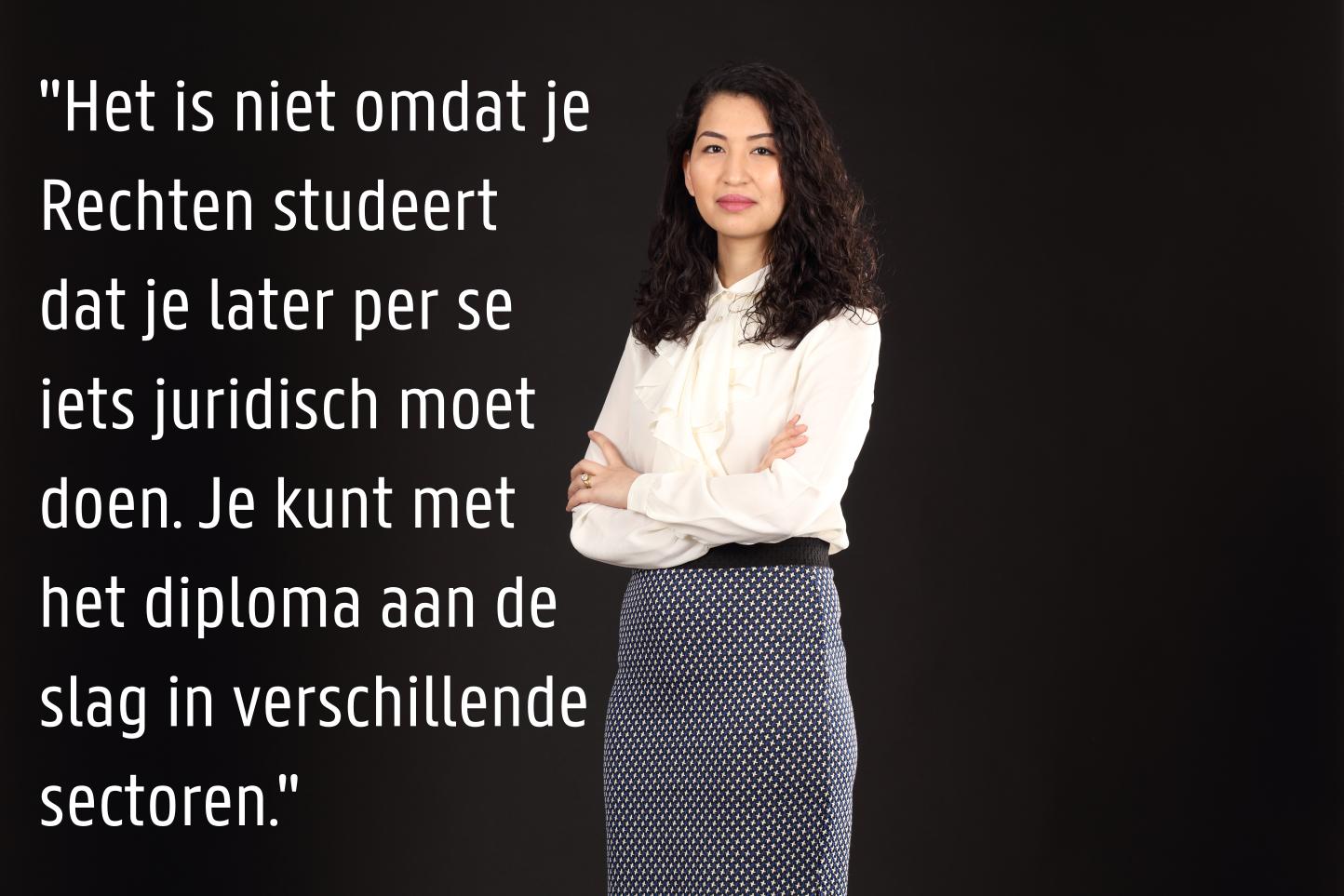 Fatema Hosseini - Advocaat GSJ Advocaten