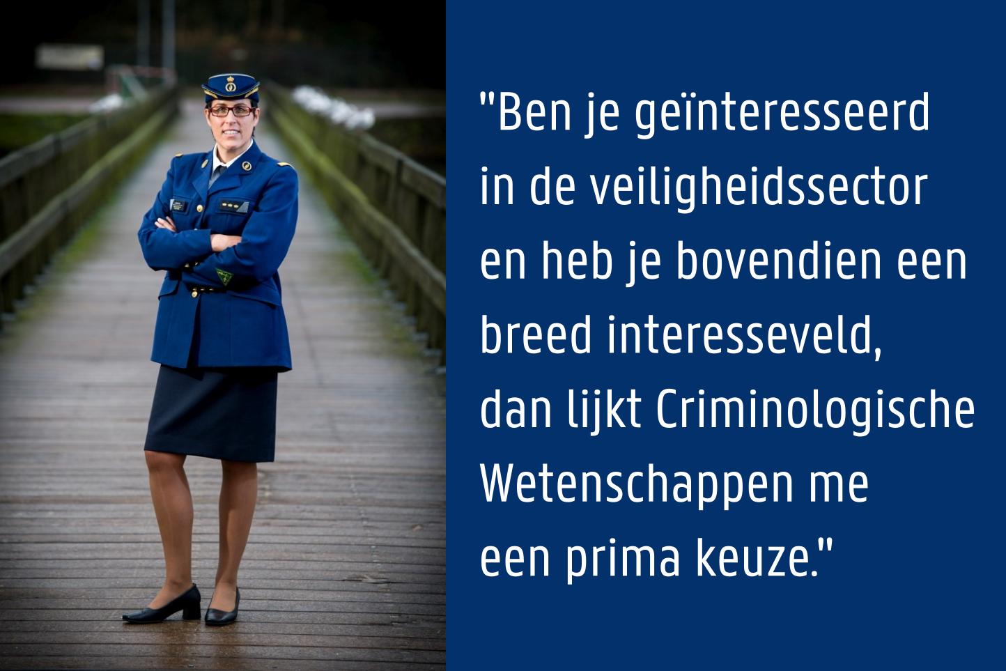 Gwen Merckx - Korpschef Lokale Politie