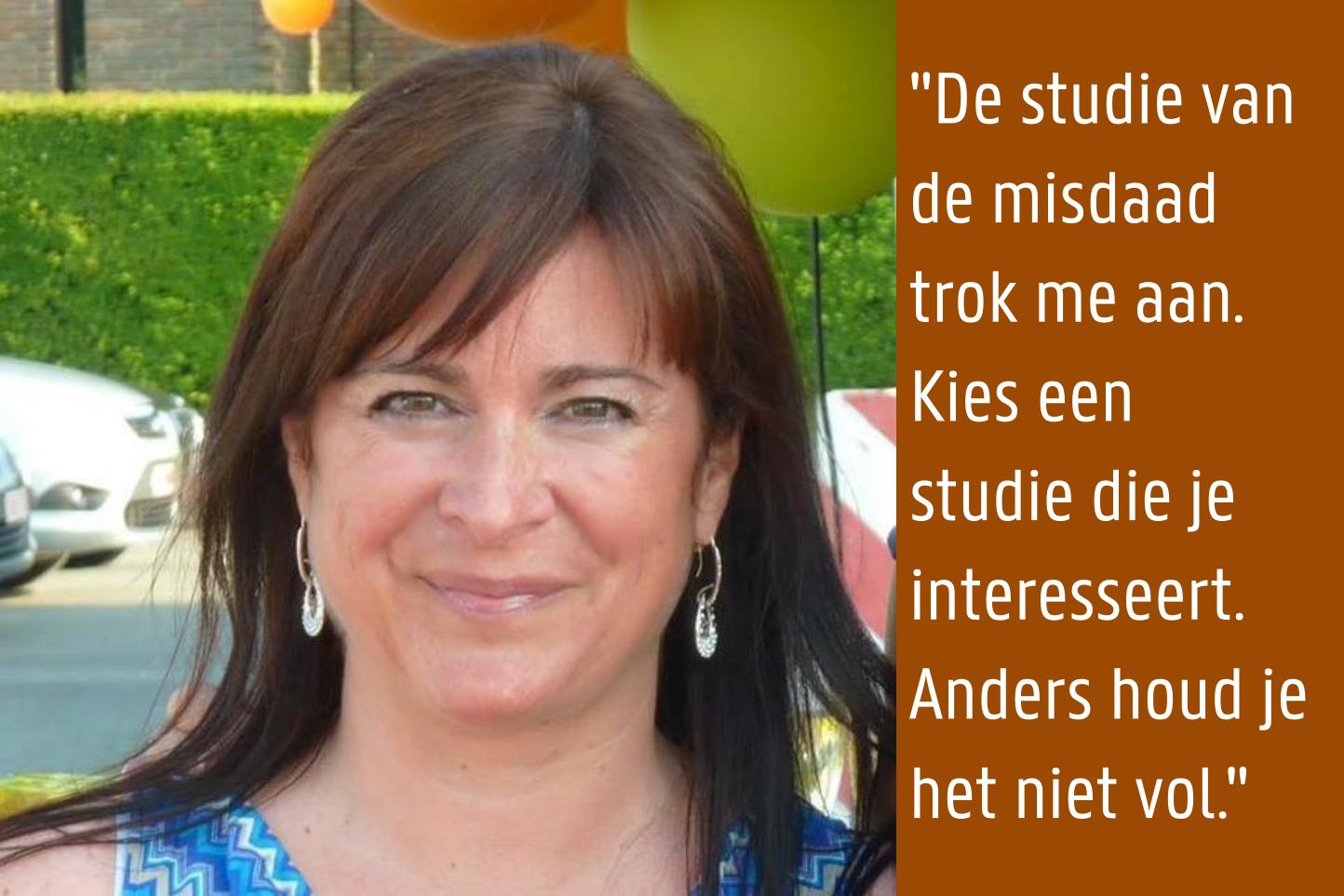 Heidi Suykens - Adviseur Gevangenisdirecteur