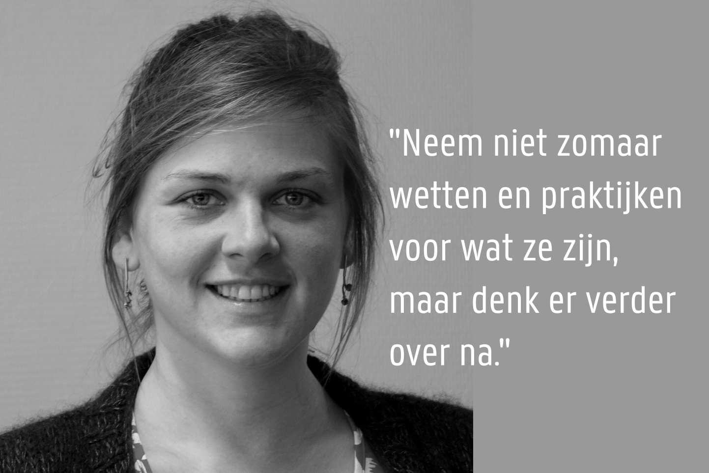 Helena De Vylder - Jurist Vluchtelingenwerk