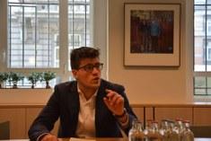 Jan Vanderstraeten - Politiek adviseur