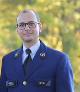 Koen D'Hondt - Commissaris Politiezone Schelde-Leie