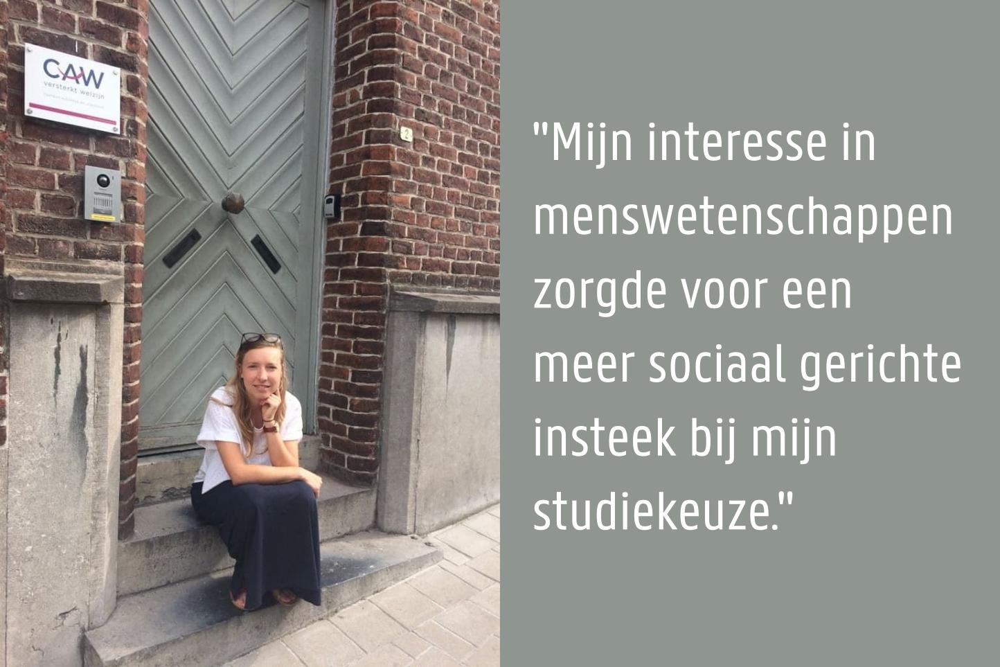 Nathalie Vanden Meerschaut - Preventieve woonbegeleiding CAW