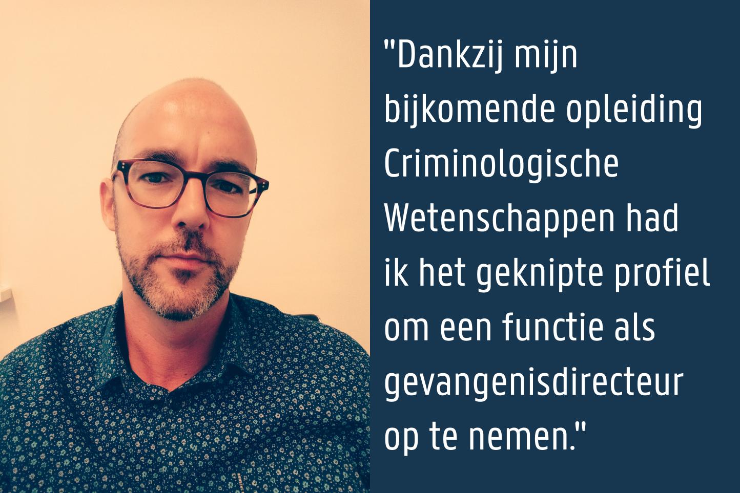 Pieter Van Caeneghem - Gevangenisdirecteur Oudenaarde