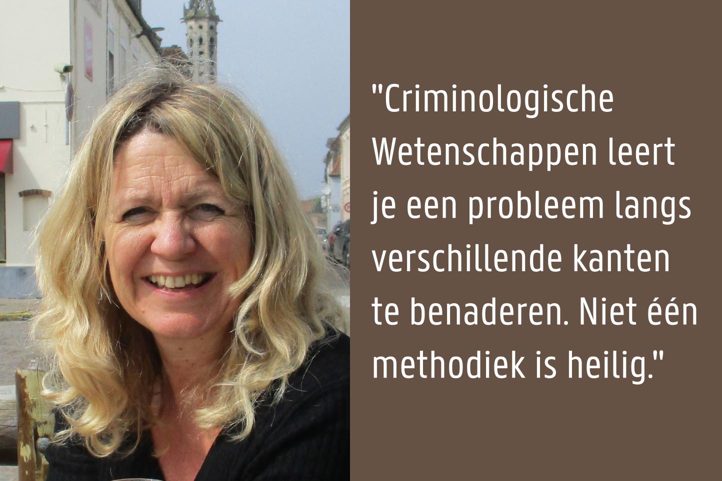 Sandra Rottiers - Preventieambtenaar Stad Gent