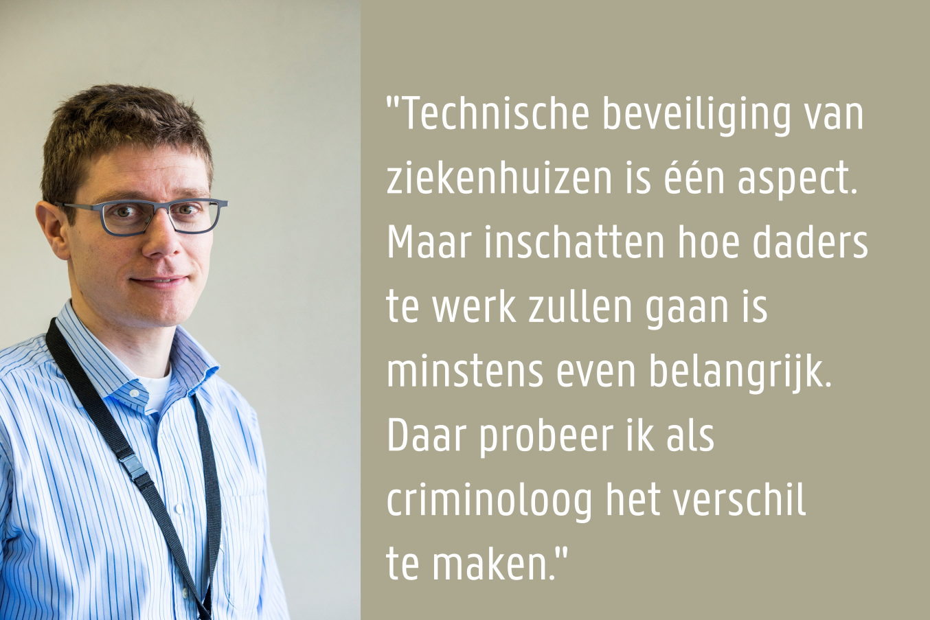 Stijn Van Daele - Security Manager UZ Gent