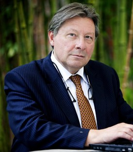 Willem Debeuckelaere - Voorzitter Federale Privacy Commissie