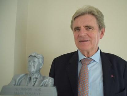 Marc Bossuyt  Laureaat 2018 Alumni van het Jaar