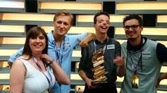 Canvas Campus Cup Winnaars