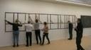 Opbouw tentoonstelling 15