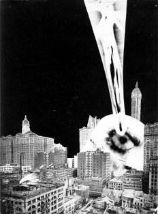 E.L.T. Mesens, La lumière déconcertante, 1926, in Variétés II,2 (15 Juin 1929), Photographies