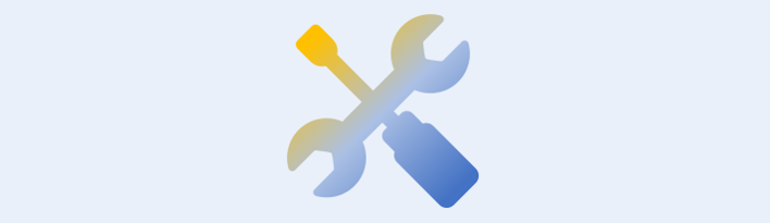 Research infrastructure icon
