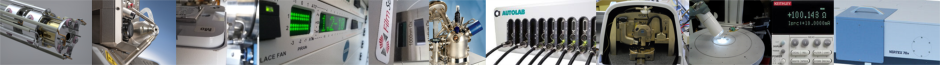 Research infrastructure characterization tools