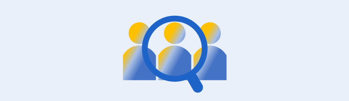 Research positions icon