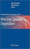 """Cover of the book """"Reactive Sputter Deposition"""""""