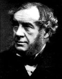 Photograph of William Grove, who demonstrated for the first time sputtering.