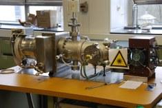 Photocatalysis setup