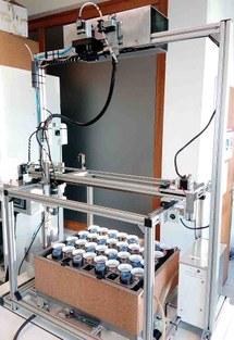 automatische sediment sampler - voor BW24
