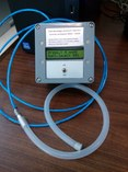 Sub-bandage pressure monitor