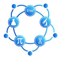 Logo voordrachten onderzoek Faculteit Wetenschappen Universiteit Gent (UGent)