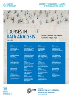 Poster Course in Data Analysis 2021-2022