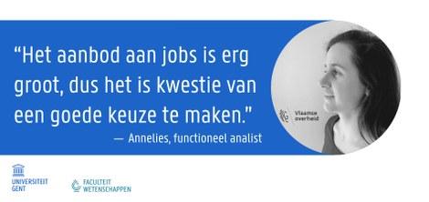 Annelies - Functioneel analist
