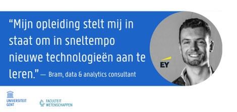 Bram - Data and analytics consultant