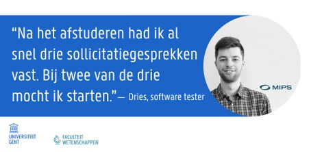 Dries - Software tester