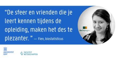 Fien - Biostatisticus