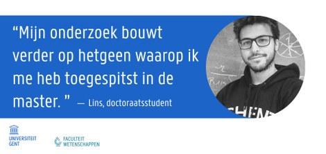 Lins - Doctoraatstudent