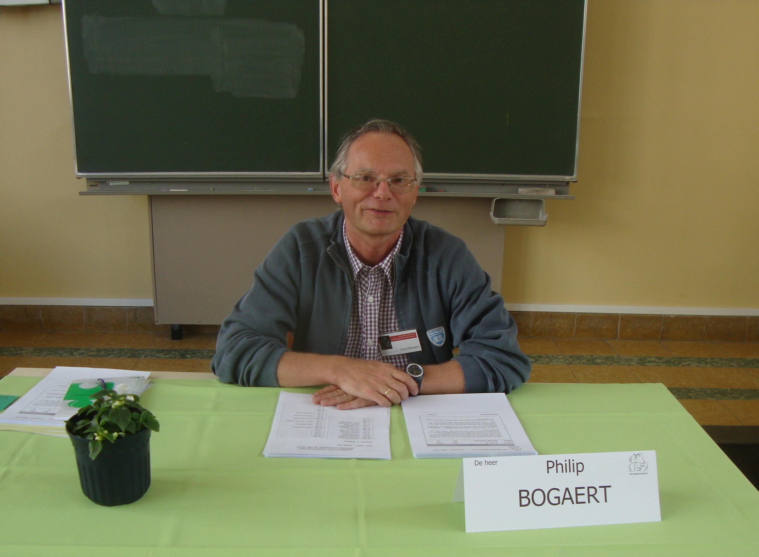 Wiskunde - Bogaert Philip