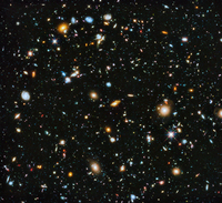 NASA Hubble Ultra Deep Field