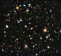 NASA Hubble Ultra Deep Field